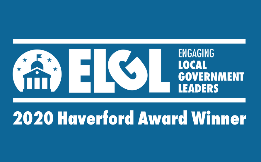 Aquify Named to the 2020 Engaging Local Government Leaders Haverford List