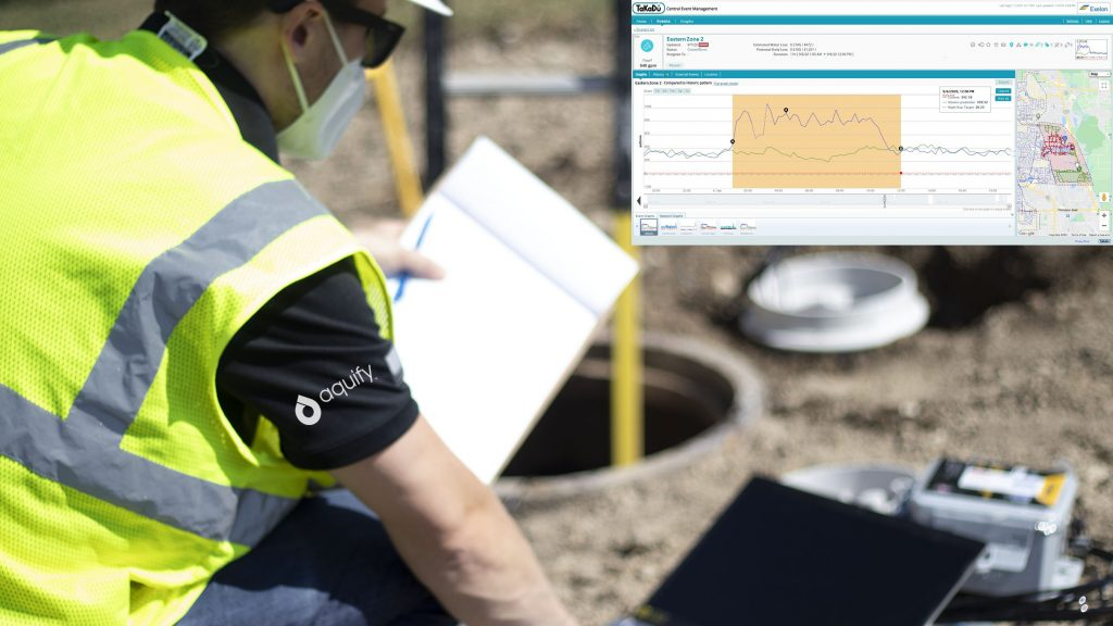 Strategic Alliance Between Exelon's Aquify and TaKaDu Brings Advanced Digitization and Analytics to U.S. Water Utilities